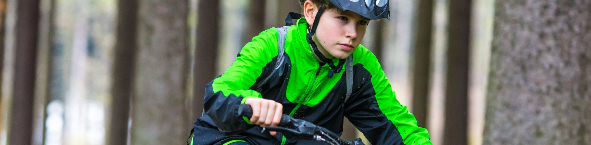 online cycling jackets kids
