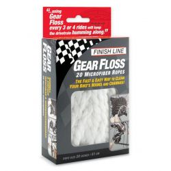 FINISH LINE GEAR FLOSS (20ST)
