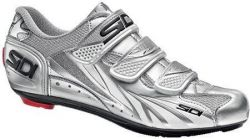 OUTLET SIDI MOON RACE SCHOENEN DAMES ZILVER/WIT