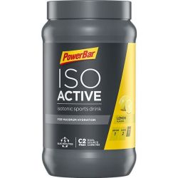 POWERBAR ISOACTIVE DRINK 1320GR LEMON