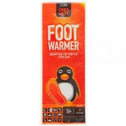 ONLY HOT VOET WARMER ZOOL