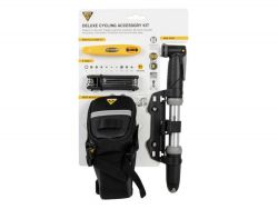 TOPEAK DELUXE CYCLING ACCESSORY KIT