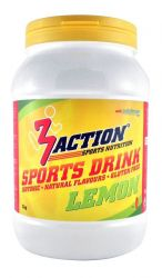 3ACTION SPORTS DRINK LEMON 1 KG
