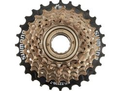 SHIMANO MF-TZ500 CASSETTE 7 SPEED 14-28