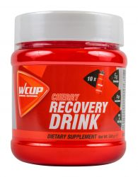 WCUP RECOVERY DRINK CHERRY 500 GR