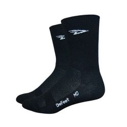 DEFEET HITOPS D-LOGO BLACK