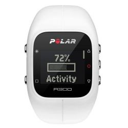 POLAR A300 HR WIT