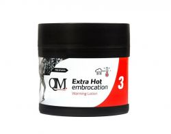 QM SPORTS CARE EXTRA HOT EMBROCATION nr3