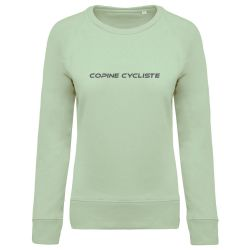 THE BULLET COPINE CYCLISTE LADY SWEATER