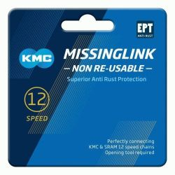 KMC MISSING LINK 12NR EPT SILVER