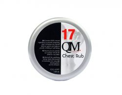 QM SPORTS CARE CHEST RUB nr 17
