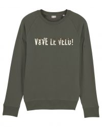 VIVE LE VELO SWEATER MAN