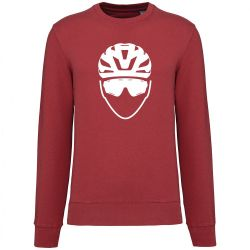 THE BULLET CYCLISTE FACE SWEATER