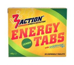 3ACTION ENERGY TABS 20 TABS