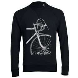 THE VANDAL SWEATER I RIDE STEEL