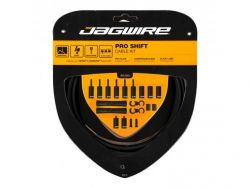 JAGWIRE PRO SHIFT KIT ZWART