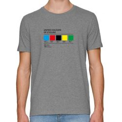 THE VANDAL T-SHIRT UNITED COLORS OF CYCLING