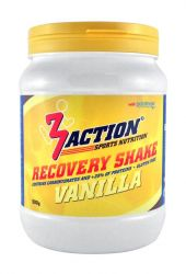 3ACTION RECOVERY SHAKE VANILLE 500 GR