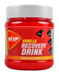 WCUP RECOVERY DRINK VANILLE