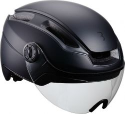 BBB INDRA SPEED PEDELEC FACESHIELD CLEAR LENS