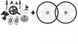 CAMPAGNOLO POTENZA DISC 11 SPEED + CAMPAGNOLO SCIROCCO DISC WIELSET