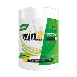 WIN2 ISOTONIC GLUTENVRIJ LEMON TEA 800GR