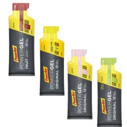 POWERBAR POWERGEL 3+1  MIX