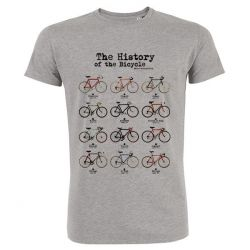 THE VANDAL T-SHIRT HISTORY OF THE BICYCLE