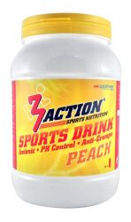 3ACTION SPORTS DRINK PEACH 1 KG